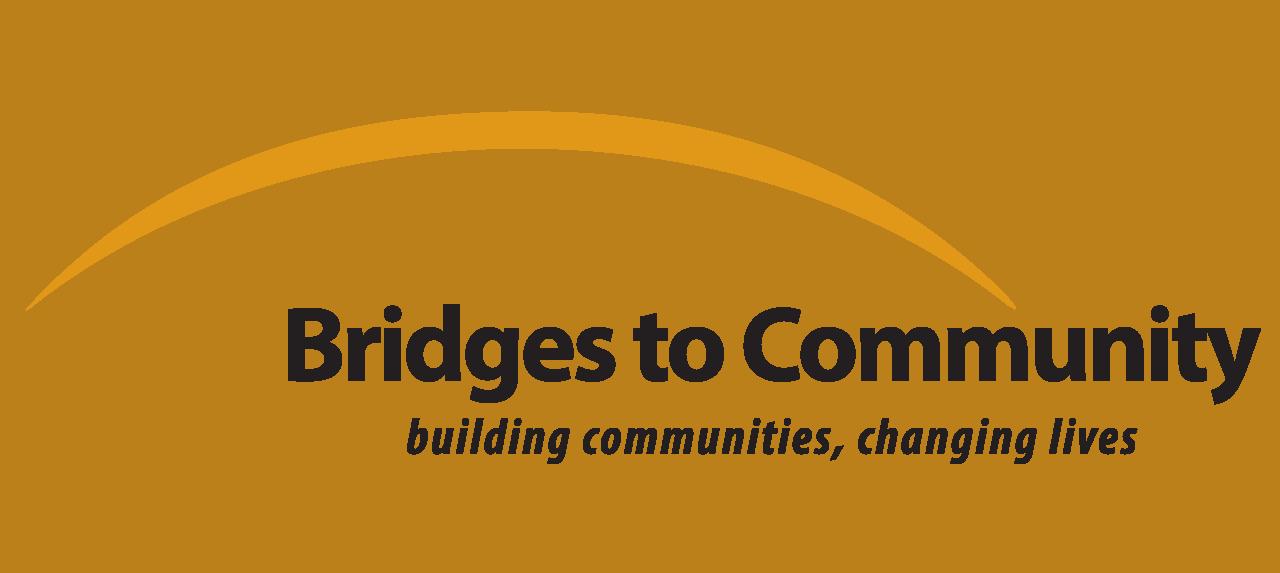 Logo for Bridges to Community