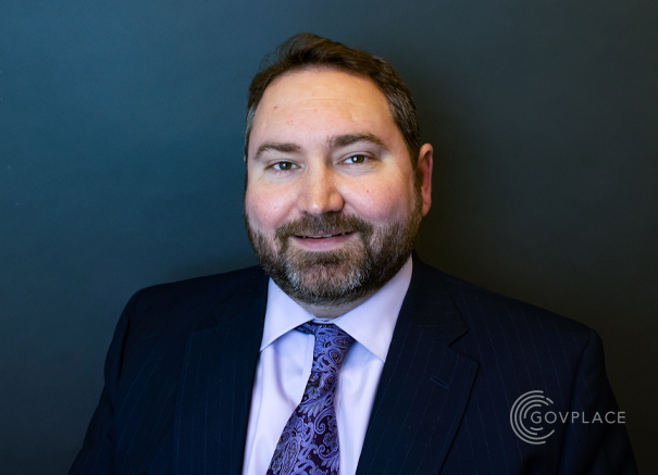 Headshot of Joe Corcoran, Vice President of Service Delivery