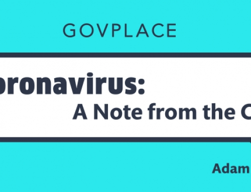 Coronavirus: A Note from the CEO, Adam Robinson