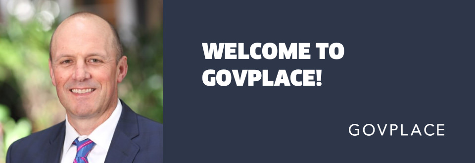 Welcome to Govplace, Patrick Herwig!