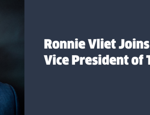 Ronnie Vliet Joins Govplace as Vice President of Technology